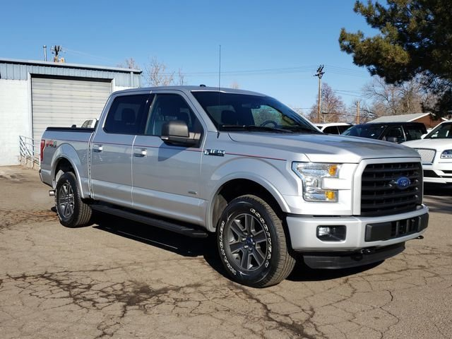 Used 2016 Ford F-150 in Fort Collins, CO