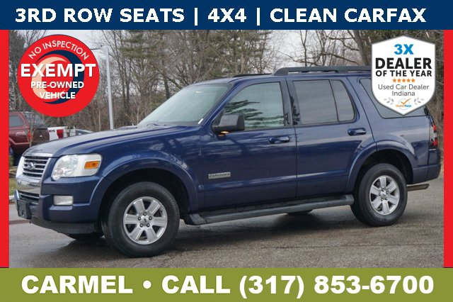 Used 2008 Ford Explorer in Indianapolis, IN