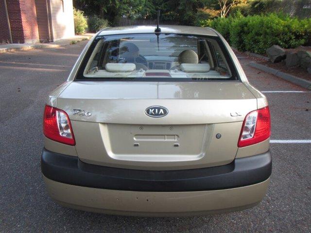 Used 2009 Kia Rio 4dr Sdn Auto LX