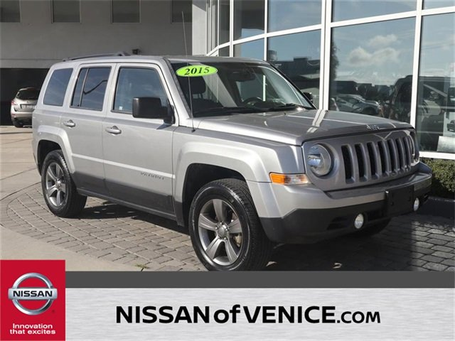 Used 2015 Jeep Patriot in Venice, FL