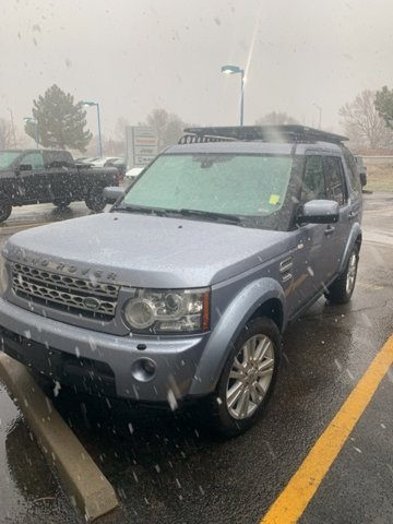 Used 2011 Land Rover LR4 in Fort Collins, CO