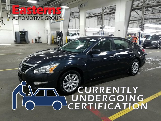 2014 Nissan Altima S 4dr Car