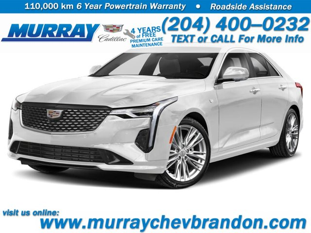 2021 Cadillac CT4 Premium Luxury 4dr Sdn Premium Luxury Turbocharged I4 2.0L/ [10]