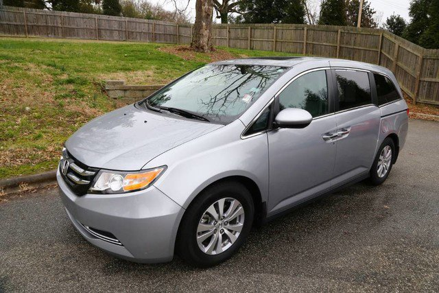 Used 2017 Honda Odyssey in High Point, NC