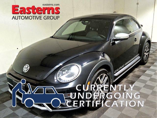 2017 Volkswagen Beetle Dune Hatchback