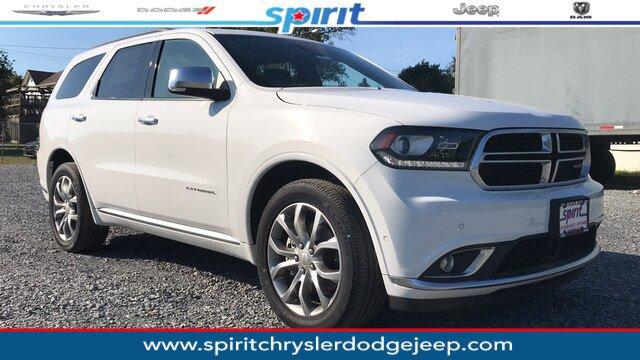 New 2018 Dodge Durango in Swedesboro, NJ