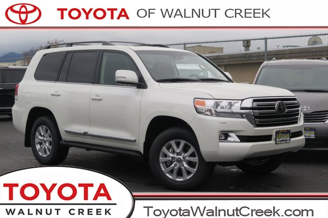 New 2017 Toyota Land Cruiser in Walnut Creek, CA
