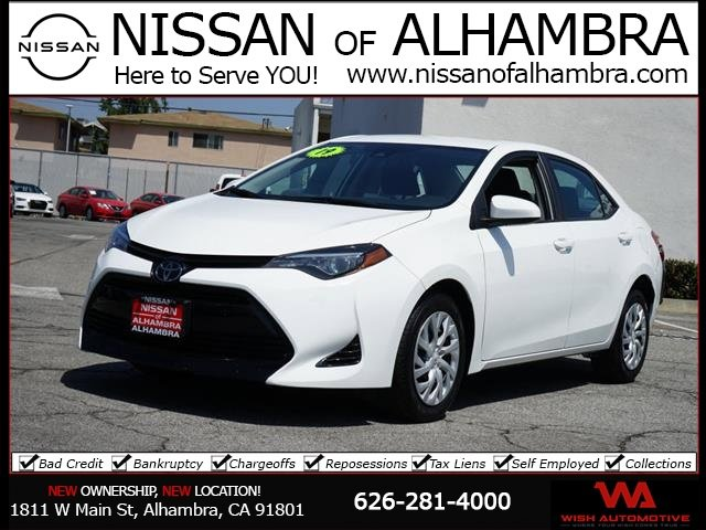 2019 Toyota Corolla LE LE CVT Regular Unleaded I-4 1.8 L/110 [3]