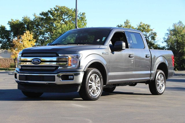 2019 Ford F-150  8
