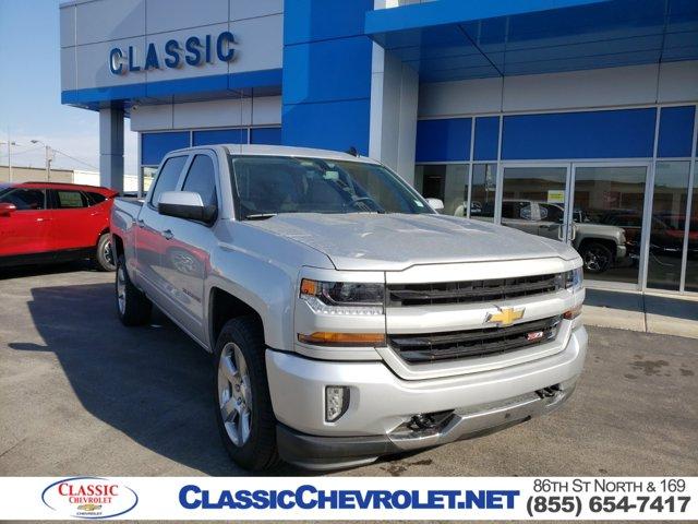 New 2018 Chevrolet Silverado 1500 in Owasso, OK
