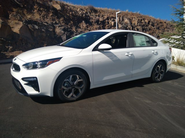New 2020 KIA Forte in Prescott Valley, AZ