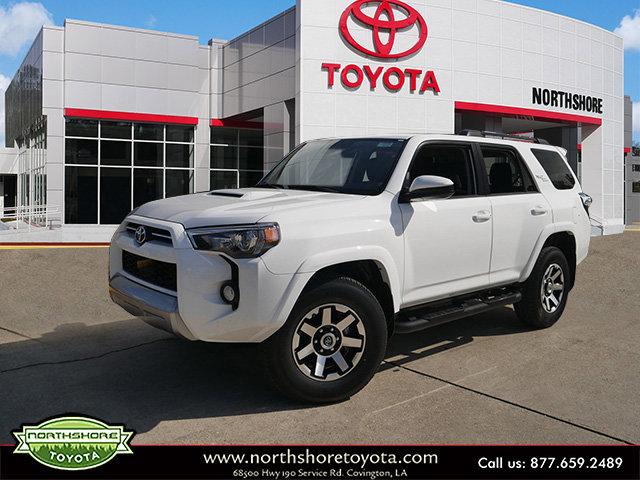 New 2020 Toyota 4Runner in Covington, LA