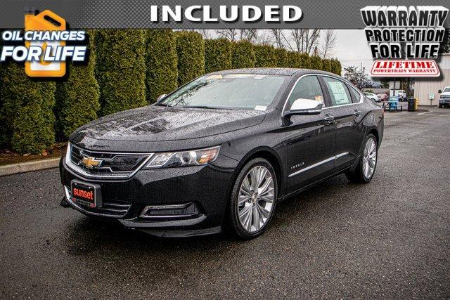 New 2019 Chevrolet Impala in Sumner, WA