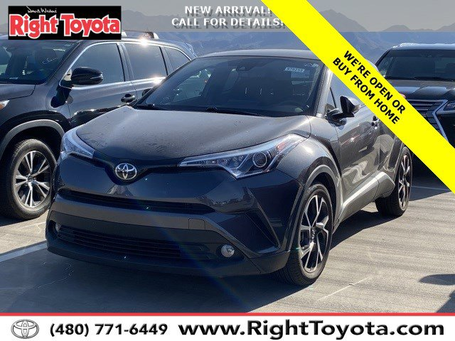 2018 Toyota C-HR XLE Premium XLE Premium FWD Regular Unleaded I-4 2.0 L/121 [0]