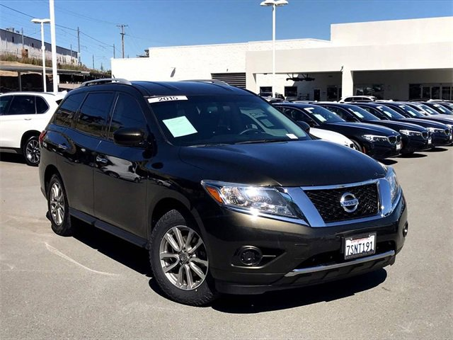 Used 2015 Nissan Pathfinder in Chula Vista, CA