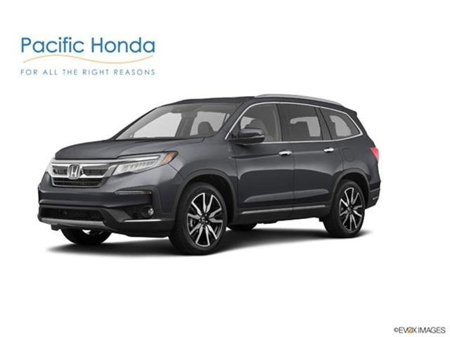 New 2020 Honda Pilot in San Diego, CA