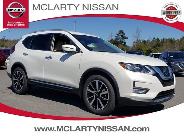 New 2019 Nissan Rogue in North Little Rock, AR
