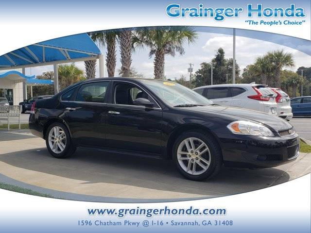 Used 2016 Chevrolet Impala Limited in Savannah, GA