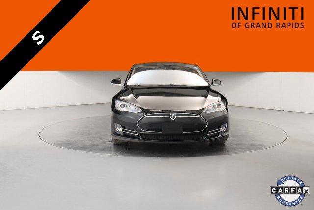2013 Tesla Model S  0