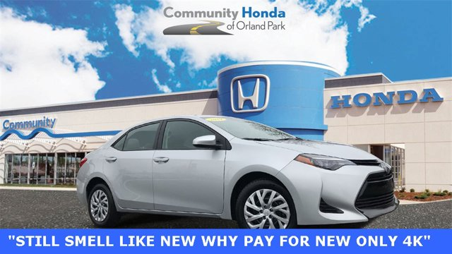 Used 2019 Toyota Corolla in Orland Park, IL