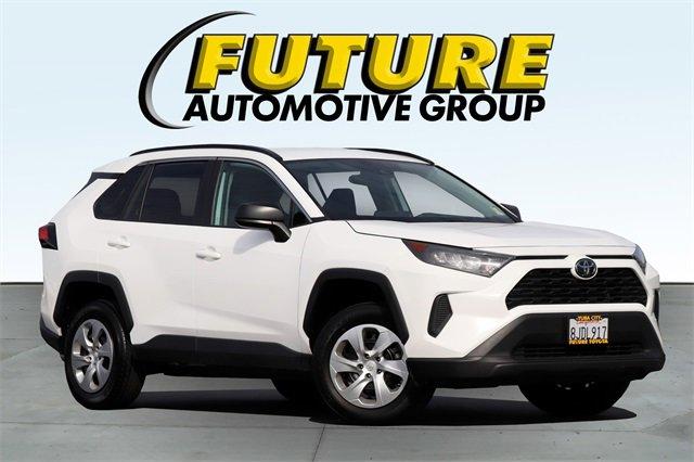 Used 2019 Toyota RAV4 in Yuba City, CA