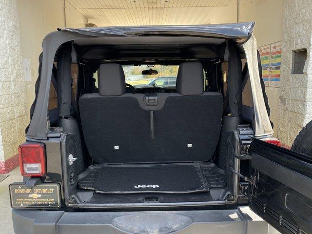 2015 Jeep Wrangler Sport photo