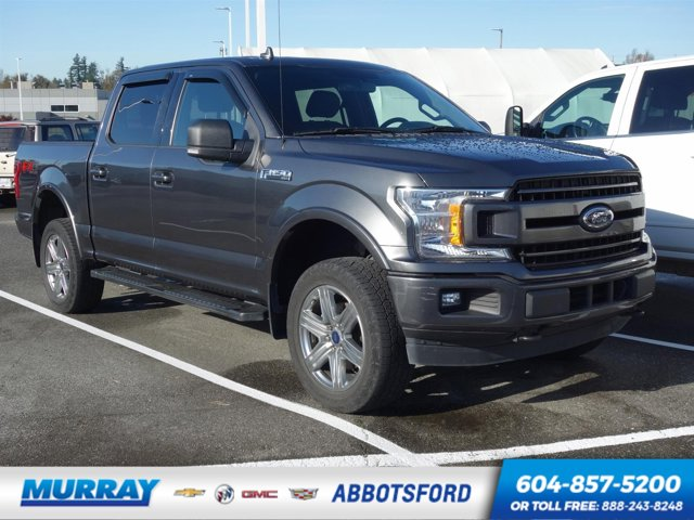 2018 Ford F-150 XLT S-Crew 4WD [1]