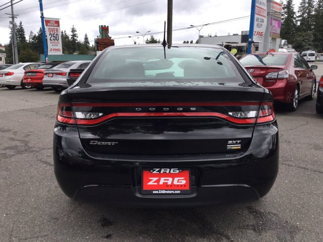 Used 2016 Dodge Dart 4dr Sdn SXT