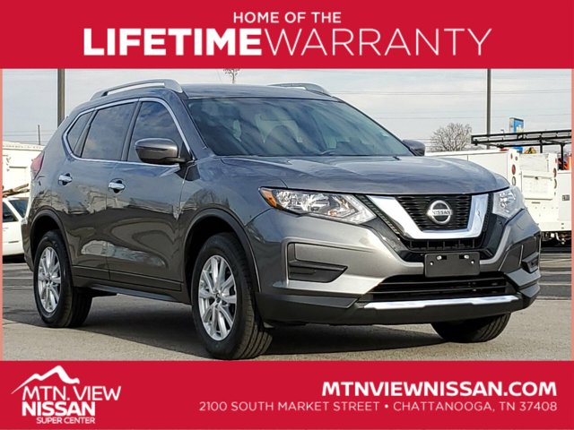 Used 2018 Nissan Rogue in Chattanooga, TN