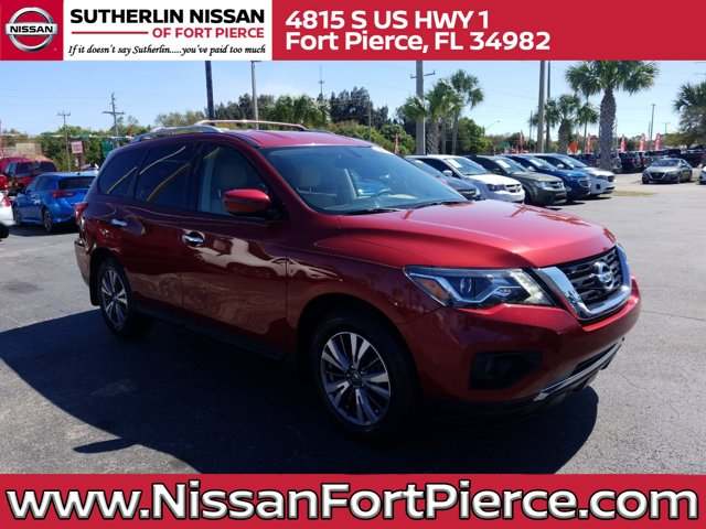 Used 2017 Nissan Pathfinder in Fort Pierce, FL