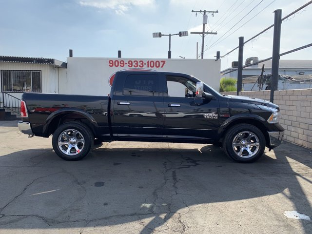 2017 Ram 1500 Laramie Cold Weather Group 4D Crew Cab V6 Turbo EcoDsl 3.0L 4x4