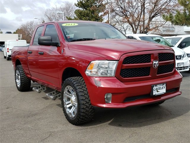 Used 2013 Ram 1500 in Fort Collins, CO