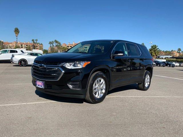New 2021 Chevrolet Traverse in Costa Mesa, CA