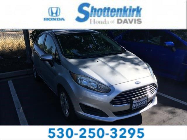 Used 2014 Ford Fiesta in Davis, CA