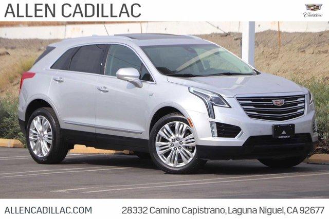 2019 Cadillac XT5 Premium Luxury FWD FWD 4dr Premium Luxury Gas V6 3.6L/222 [11]