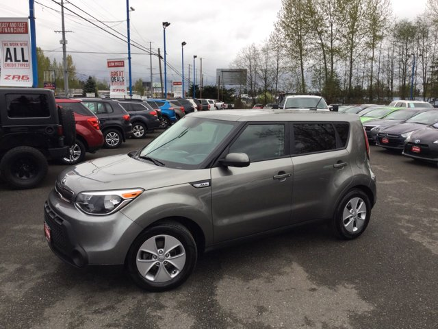 Used 2016 Kia Soul 5dr Wgn Auto Base