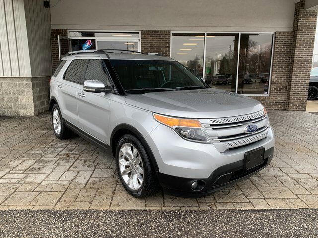 Used 2011 Ford Explorer in Bloomington, IN