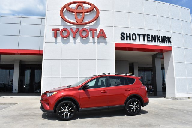 Used 2016 Toyota RAV4 in Quincy, IL