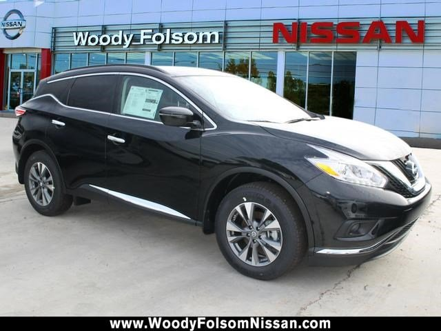New 2017 Nissan Murano in Vidalia, GA