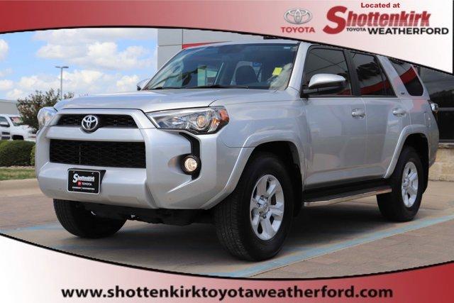 Used 2017 Toyota 4Runner in Granbury, TX