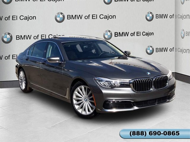 Used 2018 BMW 7 Series in San Diego, CA