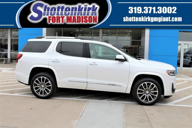 New 2020 GMC Acadia in Fort Madison, IA