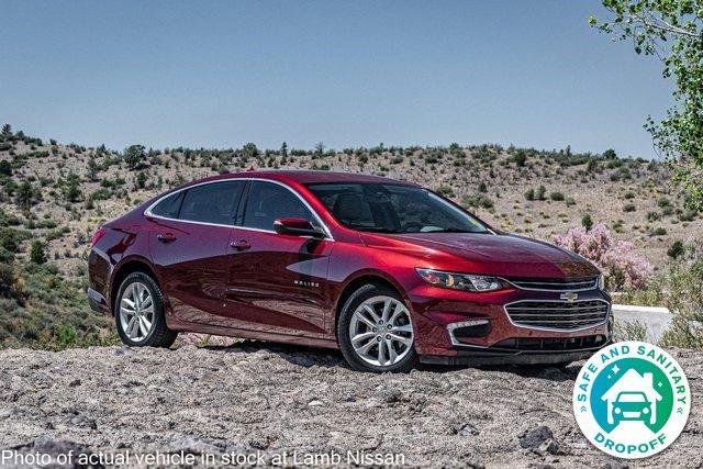 2016 Chevrolet Malibu LT 4dr Sdn LT w/1LT Turbocharged Gas I4 1.5L/91 [19]
