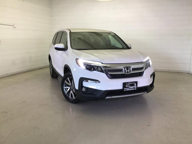 2021 Honda Pilot EX EX 2WD Regular Unleaded V-6 3.5 L/212 [20]