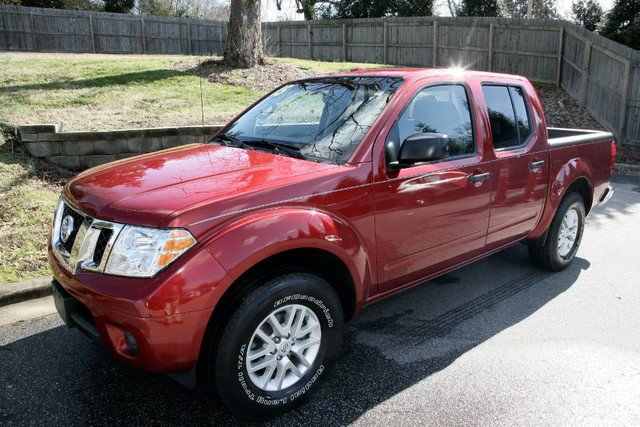 Used 2015 Nissan Frontier in High Point, NC