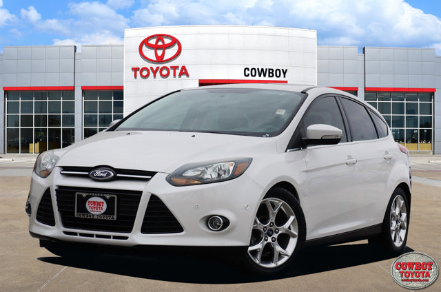 Used 2014 Ford Focus in Dallas, TX