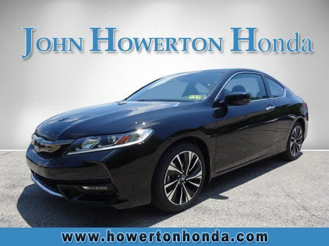 New 2016 Honda Accord Coupe in Beckley, WV