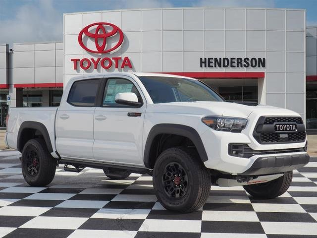 New 2019 Toyota Tacoma in Henderson, NC