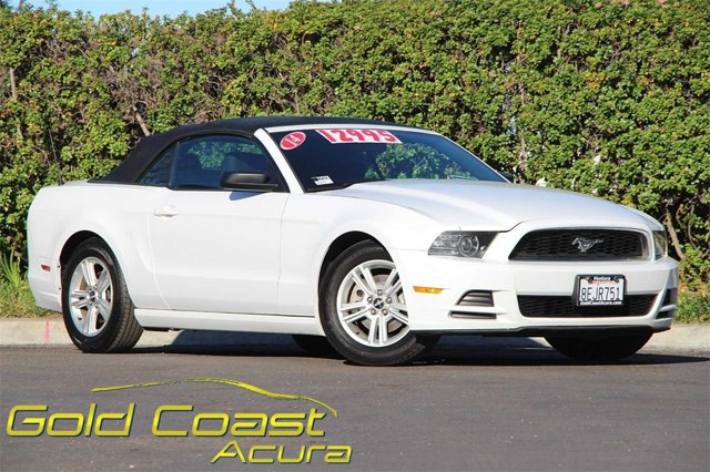 Used 2014 Ford Mustang in Ventura, CA