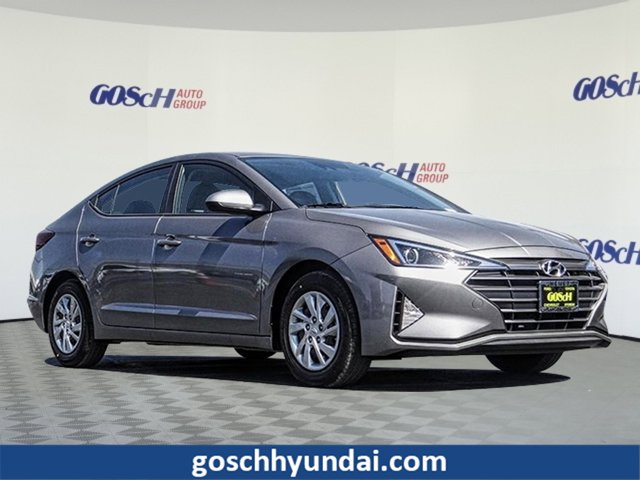 New 2020 Hyundai Elantra in Hemet, CA